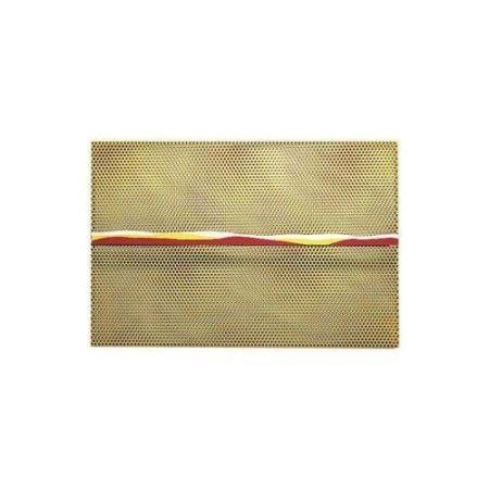Roy Lichtenstein-Perforated Seascape (Yellow)-1965