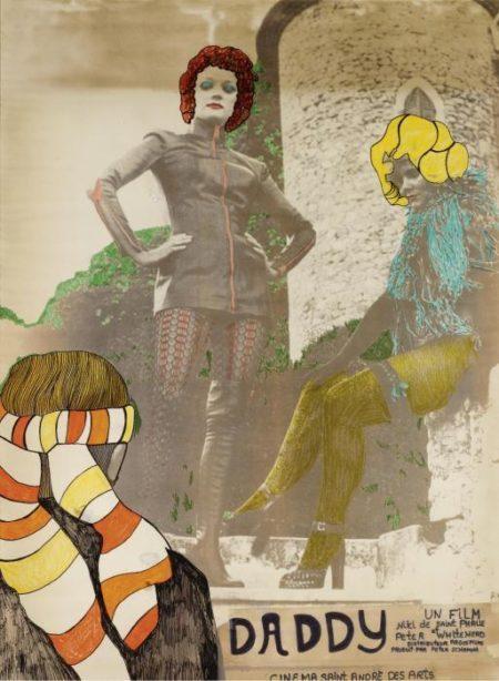 Niki de Saint Phalle-Daddy, (Maquette for Daddy)-1972
