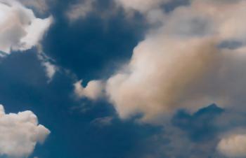 Gerhard Richter-Wolke (Cloud)-1976