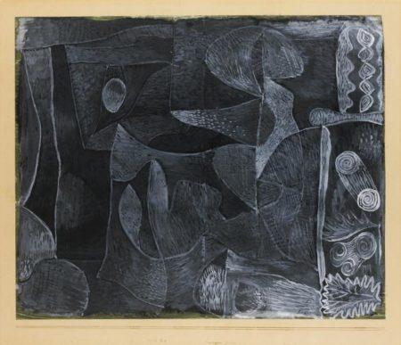 Paul Klee-Morgengrau (Morning Grey)-1932