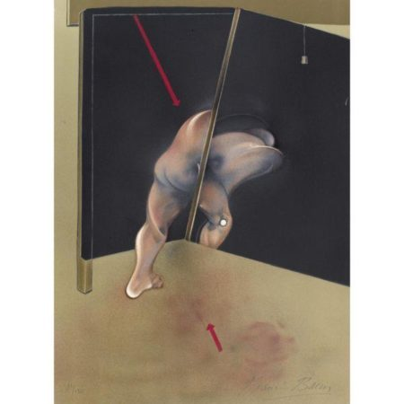 Francis Bacon-Study for the Human Body-1981