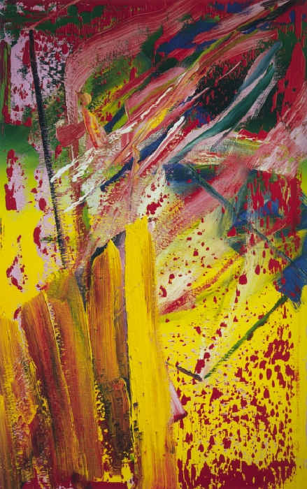 Gerhard Richter-Zaun (Fence) 540-1983