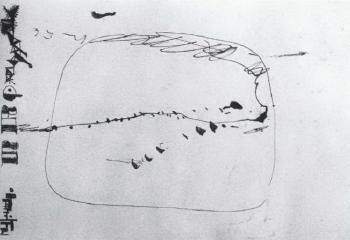 Lucio Fontana-Untitled-1956