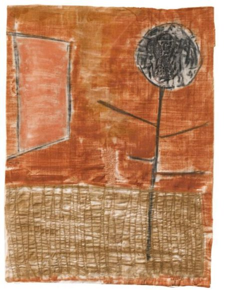 Paul Klee-Spatherbstliche Pflanze (Plant In Late Autumn)-1935
