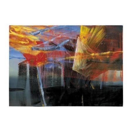 Gerhard Richter-Hollandische Seeschlacht (Dutch sea Battle)-1984