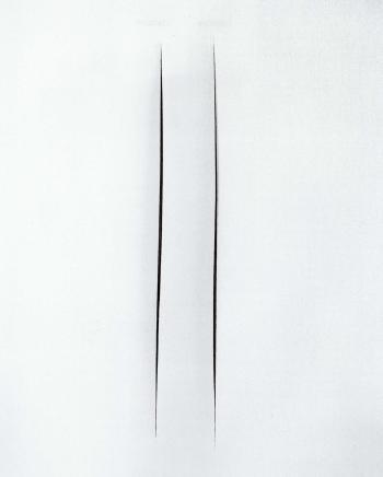 Lucio Fontana-Concetto spaziale, Attese-