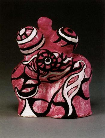 Niki de Saint Phalle-Nana-1969