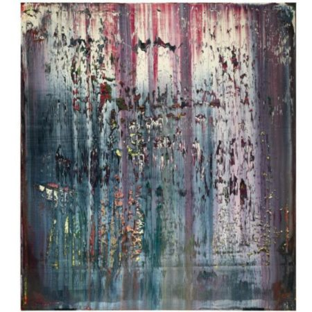 Gerhard Richter-Struktur 1 (Structure 1)-1989