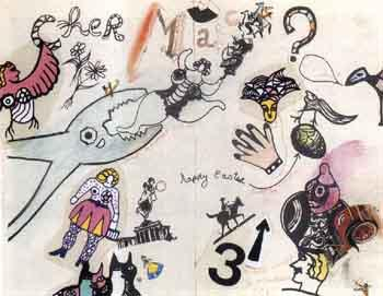 Niki de Saint Phalle-Happy easter-