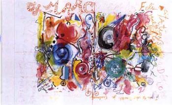 Niki de Saint Phalle-Untitled-1988