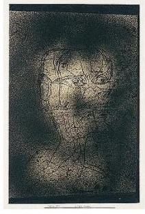 Paul Klee-Alter Mann (Old Man)-1924