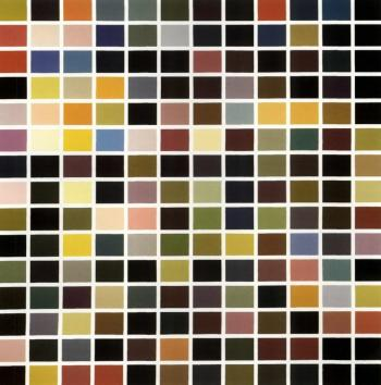 Gerhard Richter-180 Colours (180 Farben)-1971