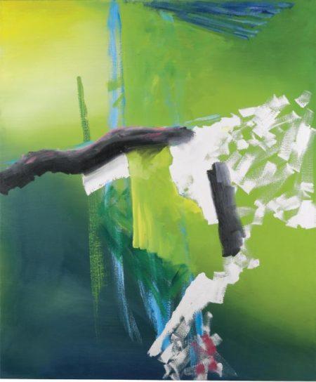 Gerhard Richter-Moor (Swamp)-1983
