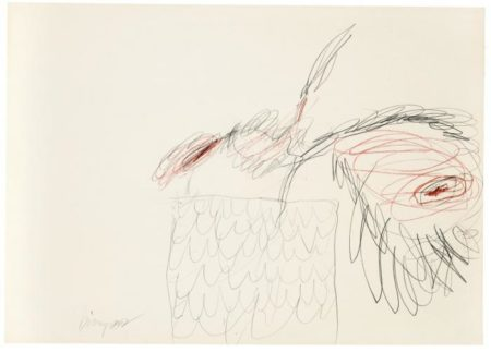 Cy Twombly-Dionysos-1963