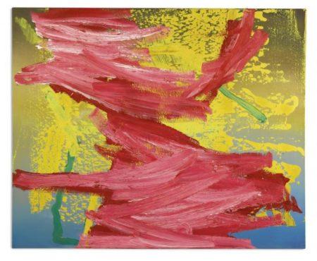 Gerhard Richter-Abstraktes Bild 474-2 (Abstract Painting 474-2)-1981