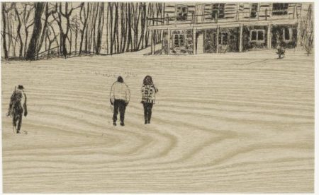 Peter Doig-Ten Etchings-1996
