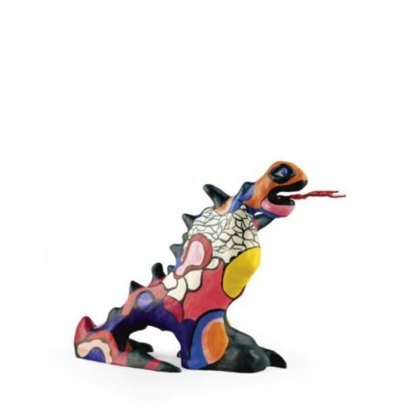 Niki de Saint Phalle-Dragon-1975