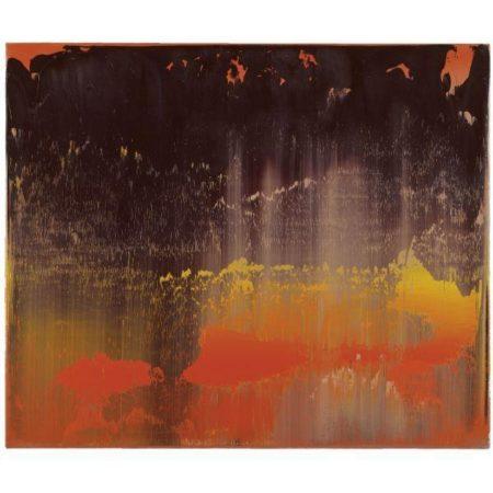 Gerhard Richter-Abstraktes Bild 825-9 (Abstract Painting 825-9)-1995