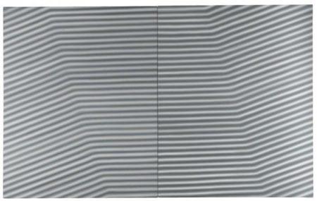 Gerhard Richter-Wellblech (Corrugated Iron)-1967