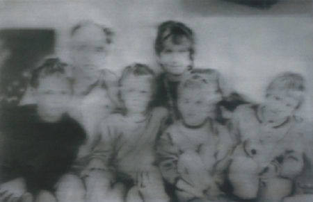 Gerhard Richter-Familie Ruhnau-1969