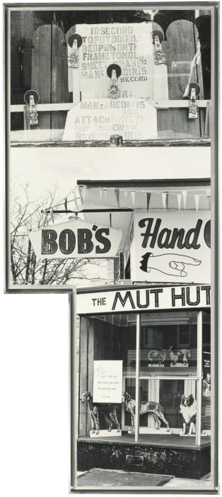 Robert Rauschenberg-Robert Rauschenberg - Photem Series I, #1 (Bob's Hand)-1991