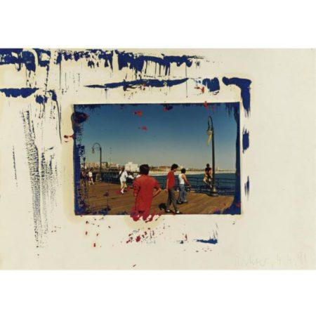 Gerhard Richter-Ohne Titel (4.4.91) / Untitled (4.4.91)-1991