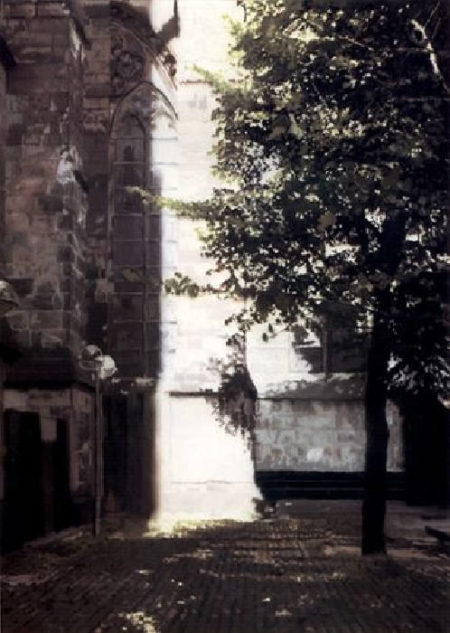 Gerhard Richter-Domecke (Cathedral Corner)-1987