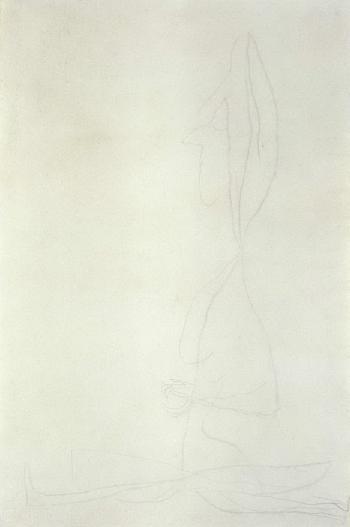Paul Klee-Somnambulatura (Sleep-walking)-1934