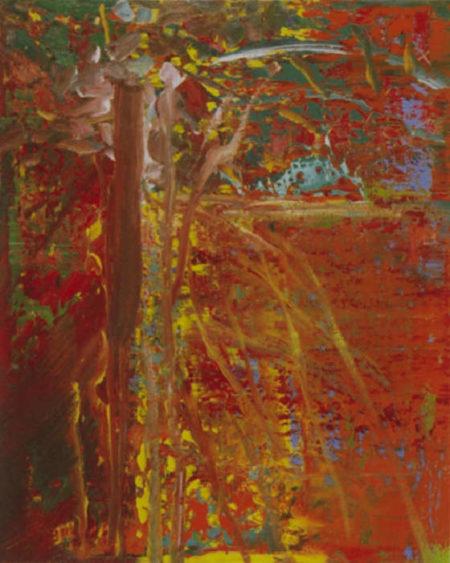 Gerhard Richter-Abstraktes Bild 608-4 (Abstract Painting 608-4)-1986