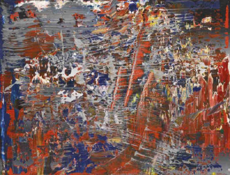 Gerhard Richter-Abstraktes Bild 686-2 (Abstract Painting 686-2)-1988