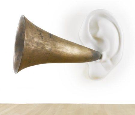 John Baldessari-Beethoven's Trumpet (With Ear) Opus #135-2007