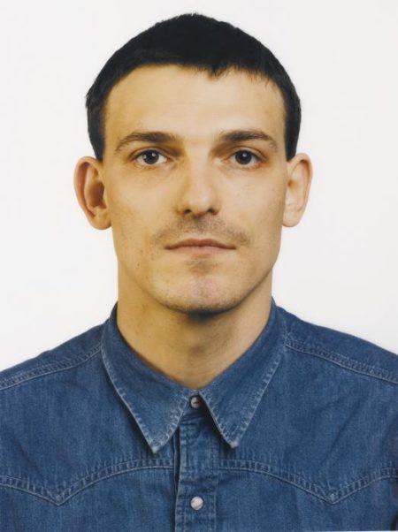 Thomas Ruff-Portrait (M. Schell)-1988