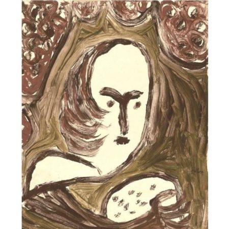 Paul Klee-In Der Opernloge (In The Opera House)-1938