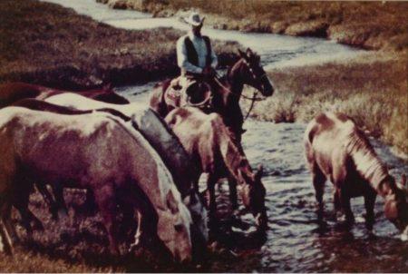Richard Prince-Cowboy Watering Horses # 14-1983