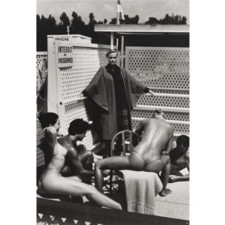 Helmut Newton-Piscine Deligny, Paris-1976