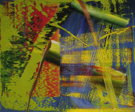 Gerhard Richter-Abstraktes bild 563-1 (Abstract Painting 563-1)-1984