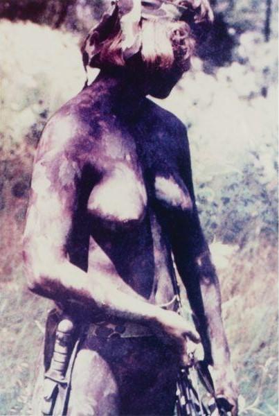 Richard Prince-Untitled (Upstate) (Girl Hunting)-1999