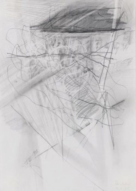 Gerhard Richter-Ohne Titel (9.6.85) / Untitled (9.6.85)-1985
