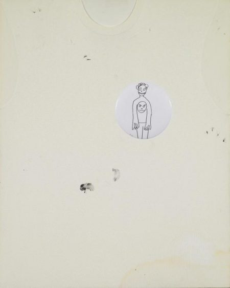 Richard Prince-T-Shirt Painting-2000