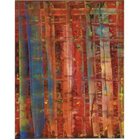Gerhard Richter-Abstraktes Bild 768-2 (Abstract Painting 768-2)-1992