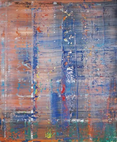 Gerhard Richter-Abstraktes Bild 720-3 (Abstract Painting 720-3)-1990