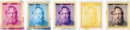 Chuck Close-John-1972