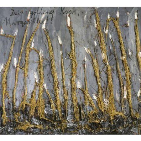 Anselm Kiefer-Dein Goldenes Haar, Margarete!! (Your Golden Hair, Margarete !!)-1981
