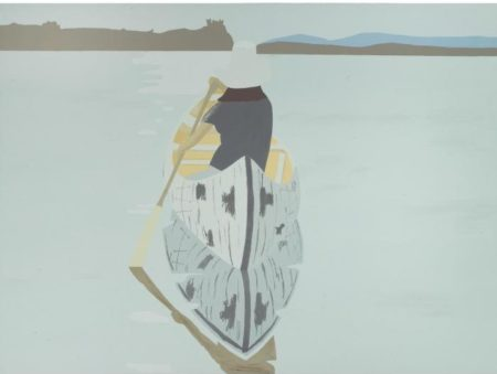 Alex Katz-Green Good Afternoon-2007