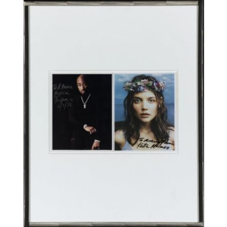Richard Prince-Tupac Shakur/Katie Holmes-1999