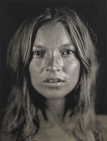 Chuck Close-Kate-2007