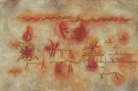 Paul Klee-Tiergarten-1928