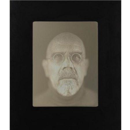 Chuck Close-Self Portrait-2002