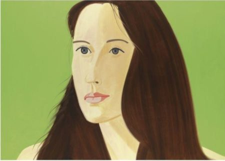Alex Katz-Sarah-2005