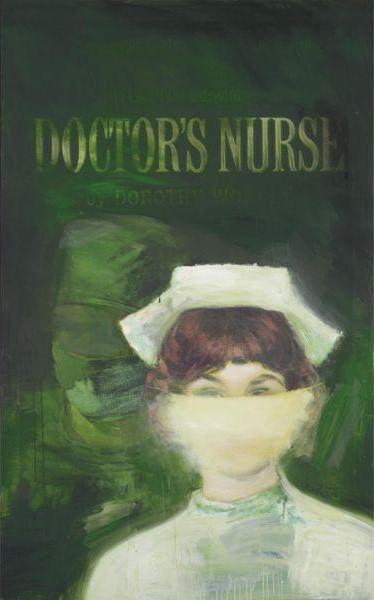 Richard Prince-Doctor's Nurse-2002